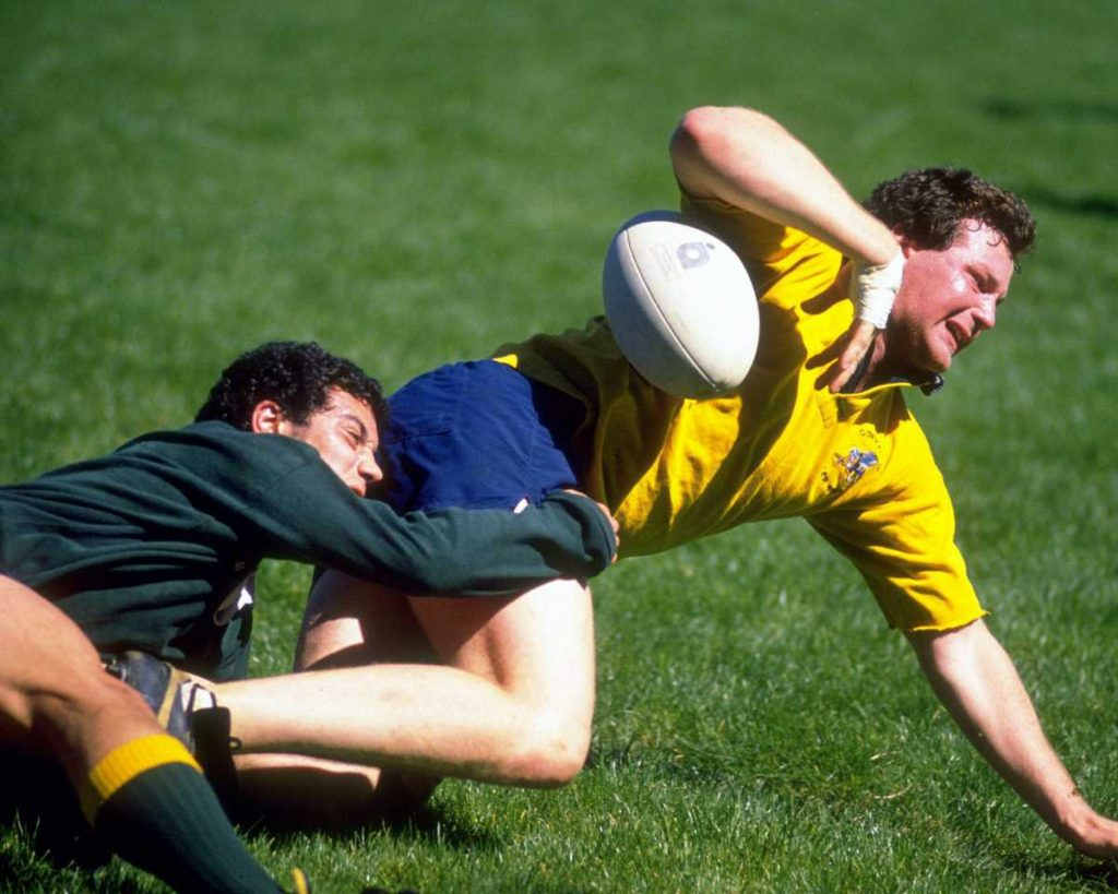 Pick the Right Rugby Equipment
