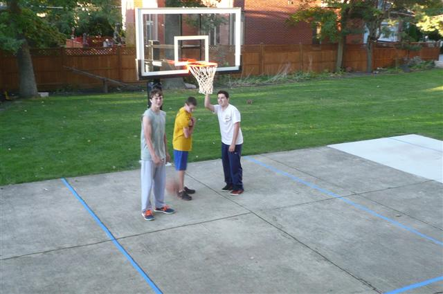 Some Cool Concepts To Obtain Inground Basketball Goals