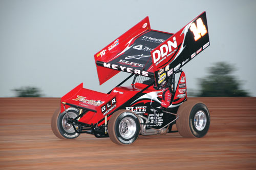 Sprint Car Racing Brings Lots Of Excitement To Us All