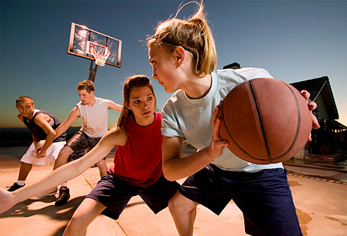 Taking care of the Basketball Tips And Tricks