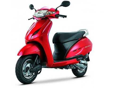 Honda Activa Becomes The Highest Selling 2-Wheeler Of India
