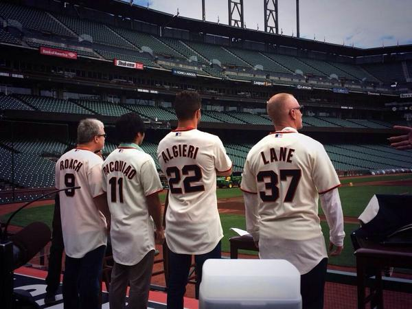 At the point when Giants talk, Major League Baseball tunes in