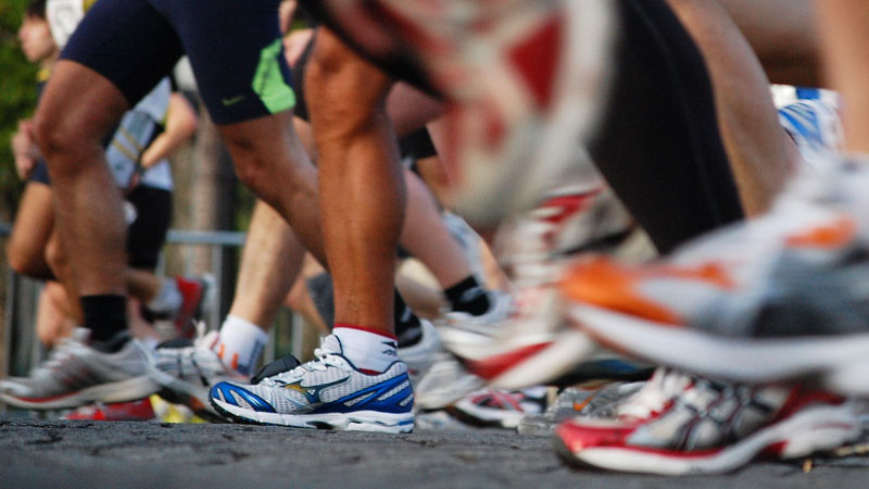 Choosing The Best Running Shoes