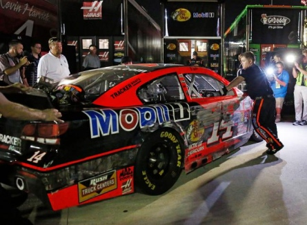 Early Passageway For Stewart On Come Back To NASCAR Dashing