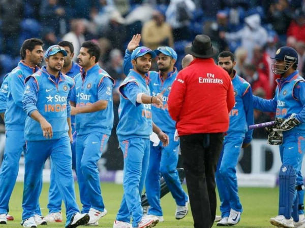 India Are Giving England ODI Cricket Lessons