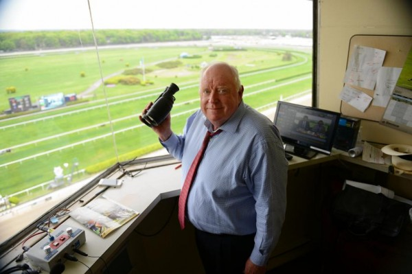 Last Call For Steed Hustling Anchor Tom Durkin