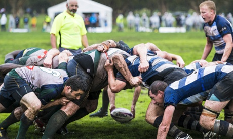 World cup of gay rugby kicks off as the Bingham Cup gets underway