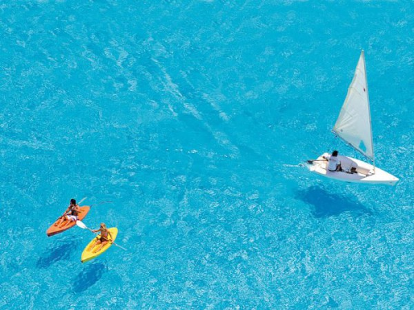 Chlorinate This - The World's Largest Pool