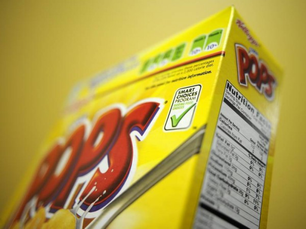 Food Mark Changes Insufficient