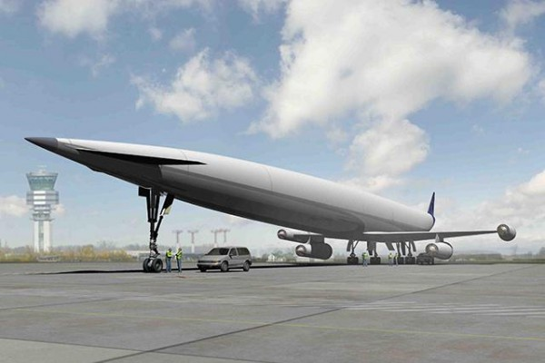 Government Plan To Dispatch Spaceplanes