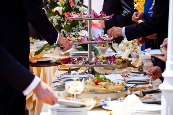 How To Properly Choose Wedding Meal