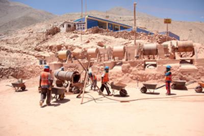Little Scale Mining Is Big Business In Peru
