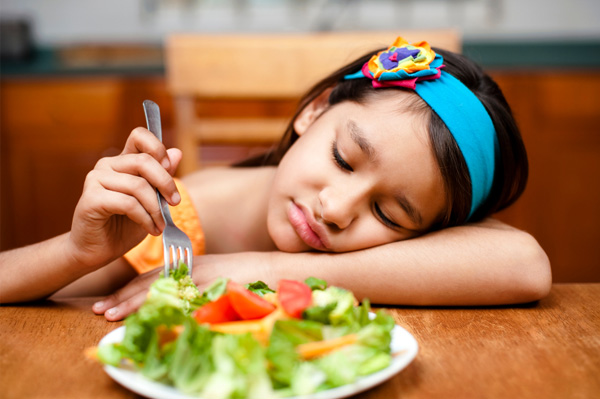 Managing Picky Eaters