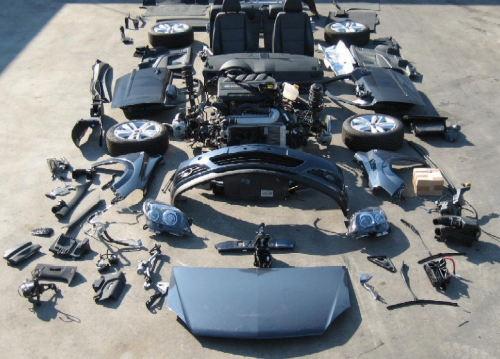 The Benefits Of Purchasing Used Auto Parts