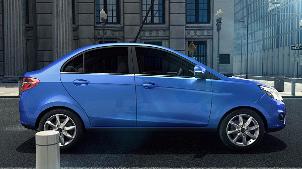 Zest From Tata Motors – A Departure From The Ordinary