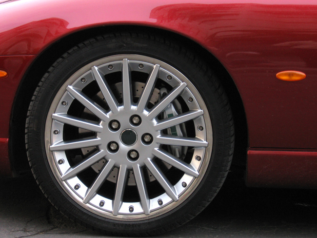 All You Need To Know About Race Car Tyres