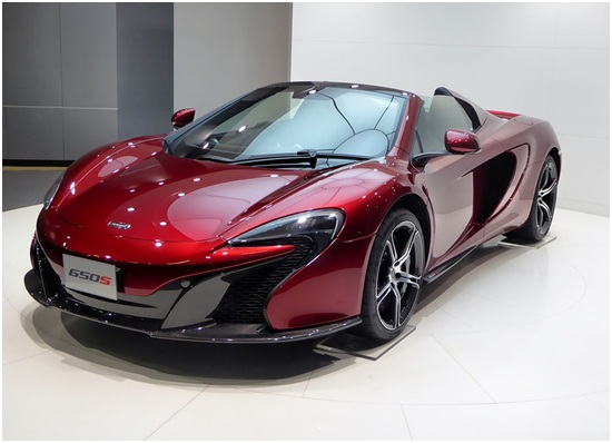 Top 15 Most Expensive 2015 Cars