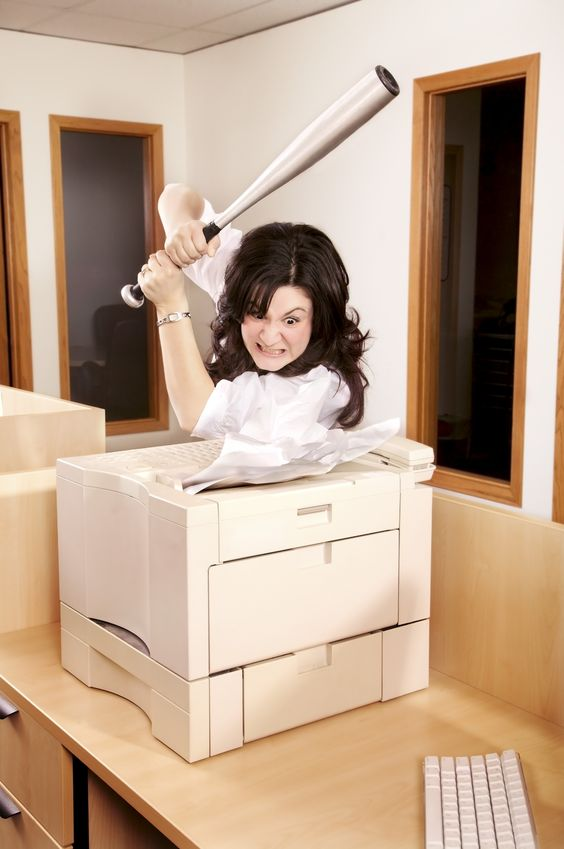 Common Printer Issues and How To Resolve Them