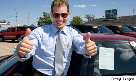 10 Things You Must Do If You Want To Become The Best Car Salesman