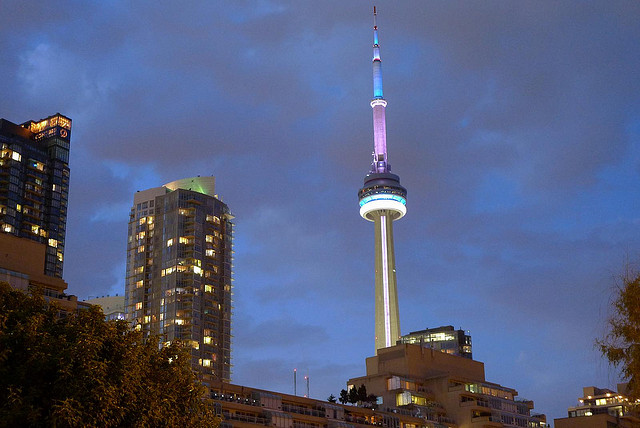 5 Toronto Sights To Hit Your Eyes