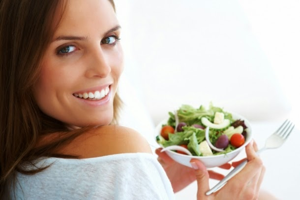 How Raw Foods Help To Get A Flat Stomach