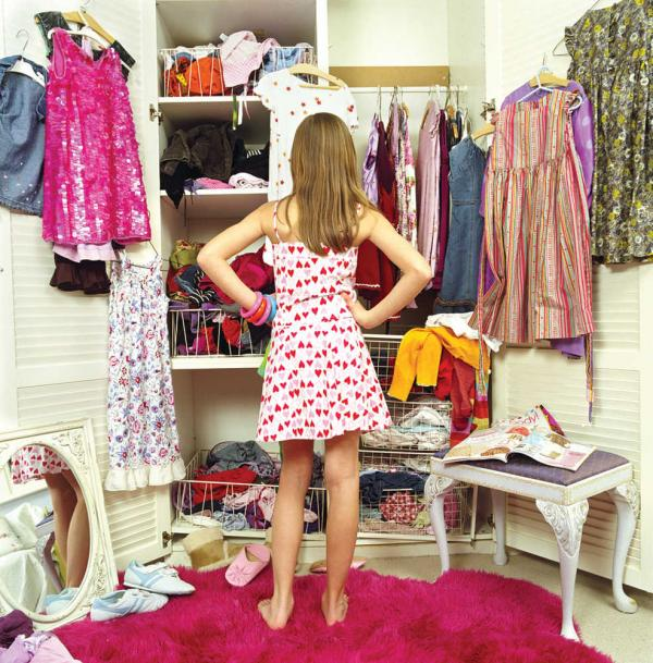 6 Tricks To Get Rid Forever Of The Messy Closets