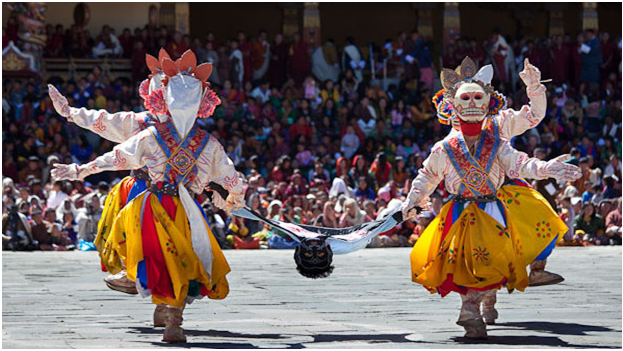 Immerse In The Colors Of Sikkim Festivals