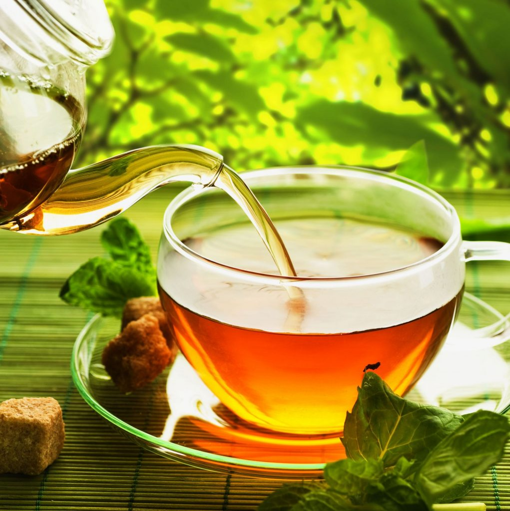 Guide To Herbal Teas To An Iron Constitution