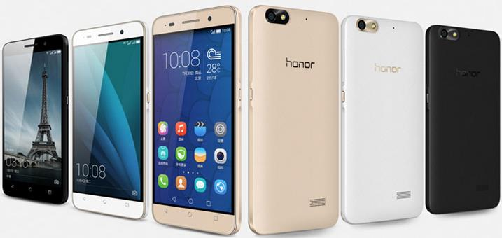 Another Budget Mobile From Huwaie Honor 4C
