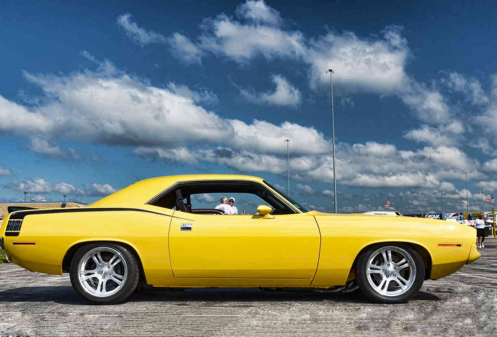 Most Iconic Muscle Cars in Movies