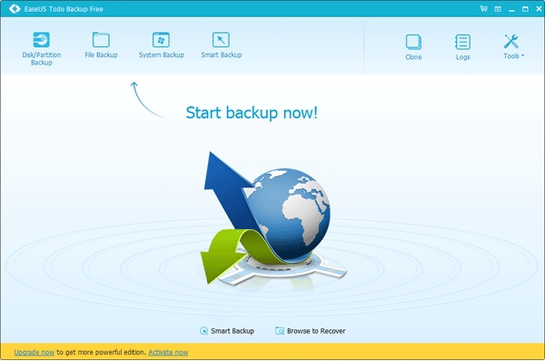 Backup Your Computer and Restore It With Todo Backup
