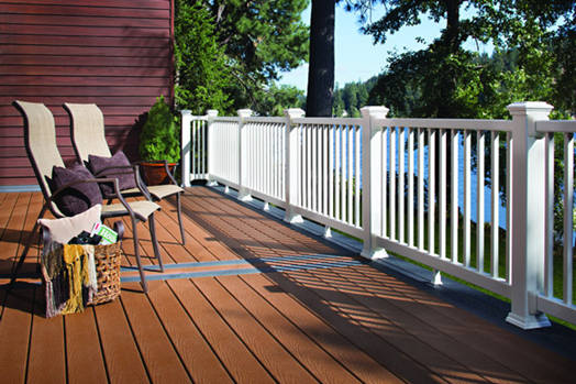 Points To Consider Before Selecting The Decking Boards