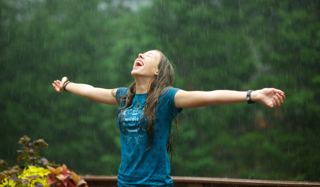 Monsoon Style To Enjoy Rains At The Fullest