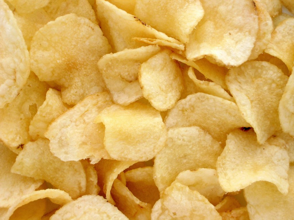 Problems Of Consuming Excessive Potato-Chips