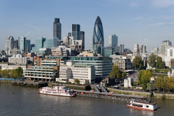Exciting New London Offices In 2015