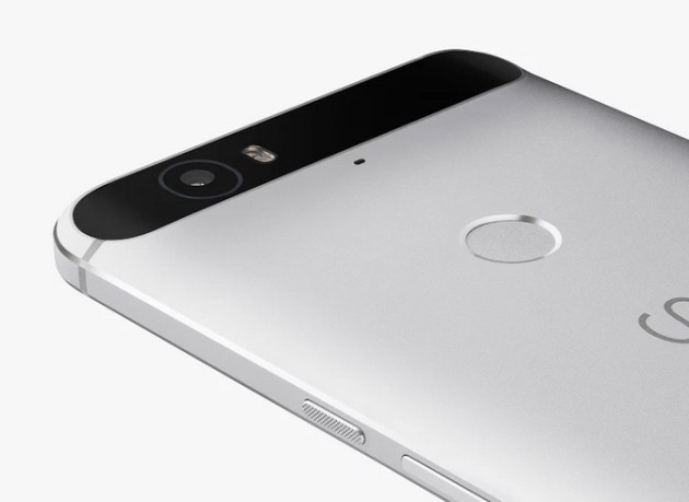 Nexus 6p Official: 5.7 Inch QHD AMOLED Display, 12.3-Megapixel Sensor And Battery 3450 mAh