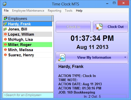 Save Money With An Online Time Clock System