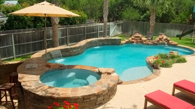 Some Of The Designer Swimming Pools Shapes - Detailed Description For The Customers