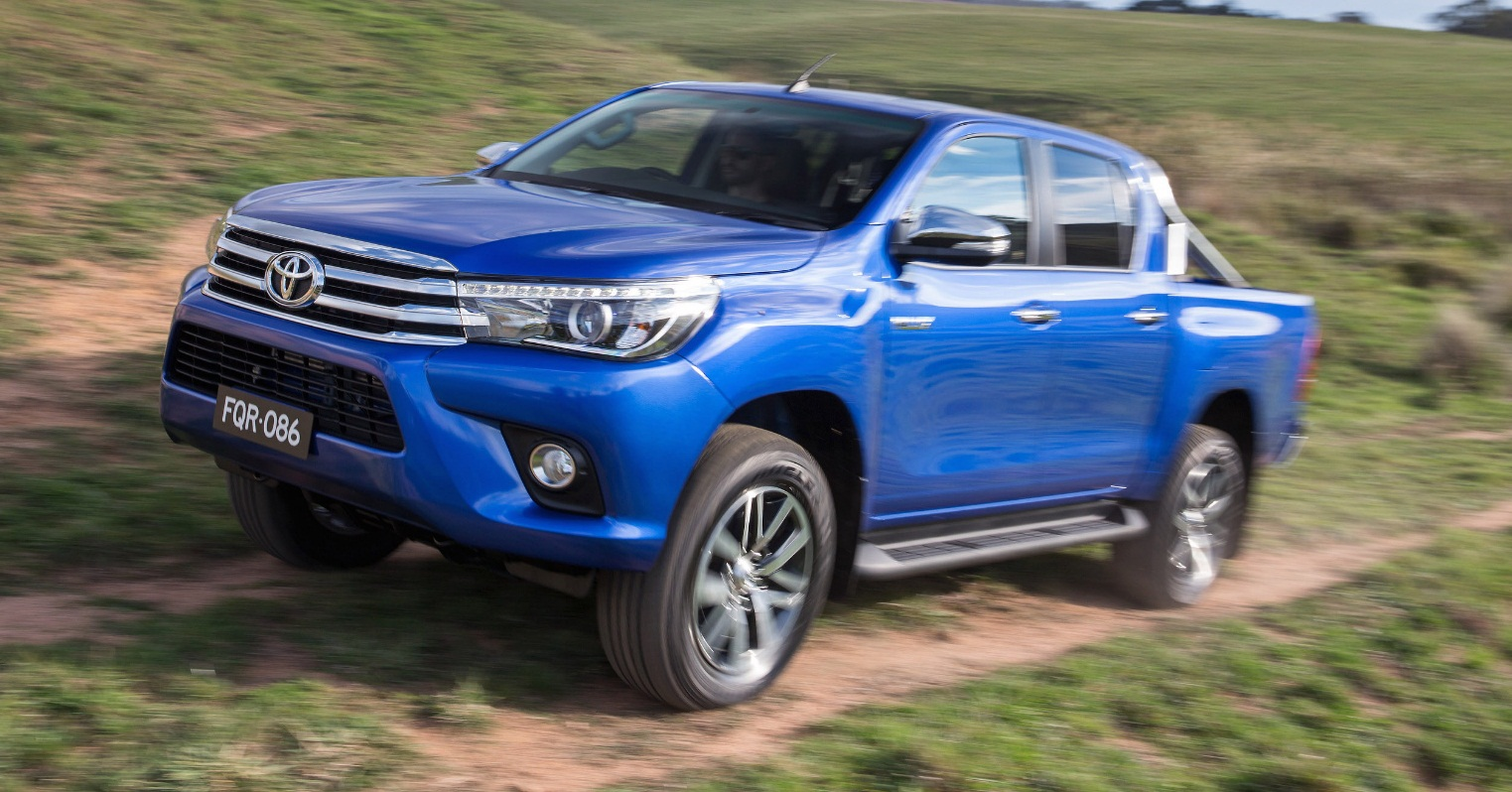 Evolution Of Toyota Hilux- A Walk Through Its Life