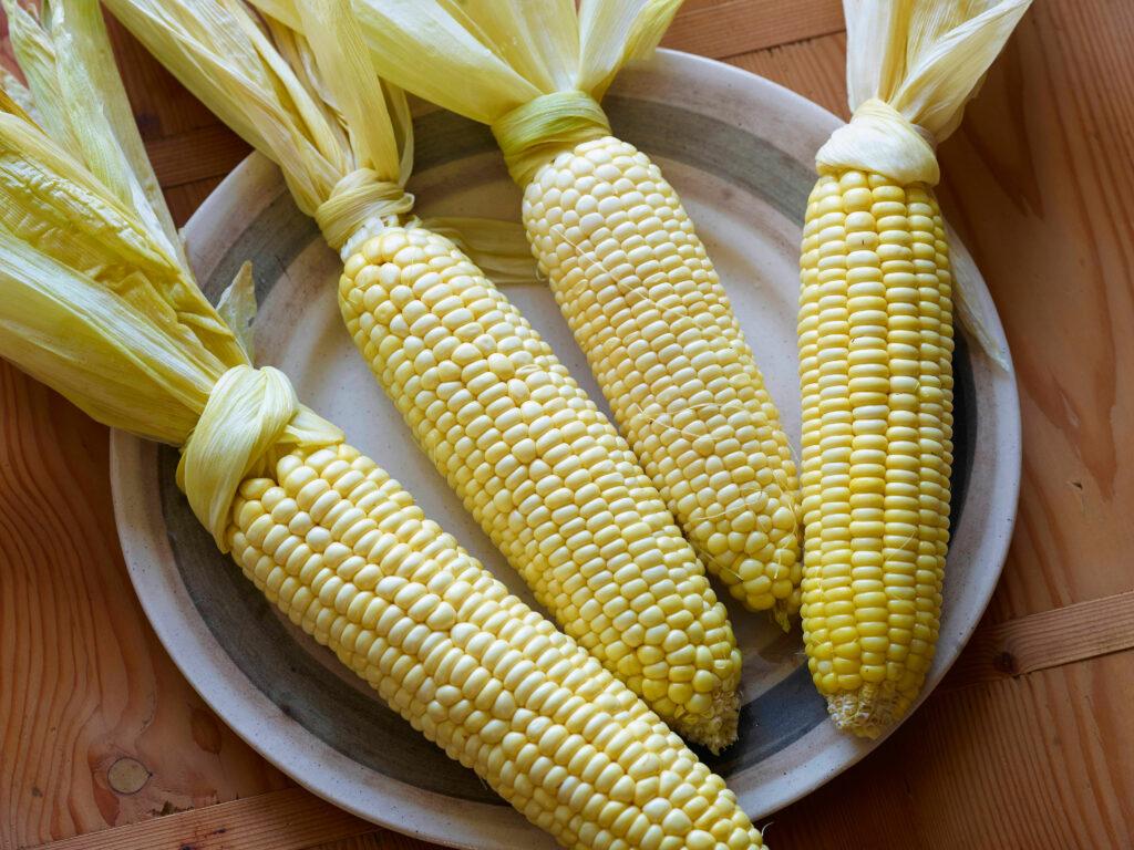 Benefits Of Eating Corns