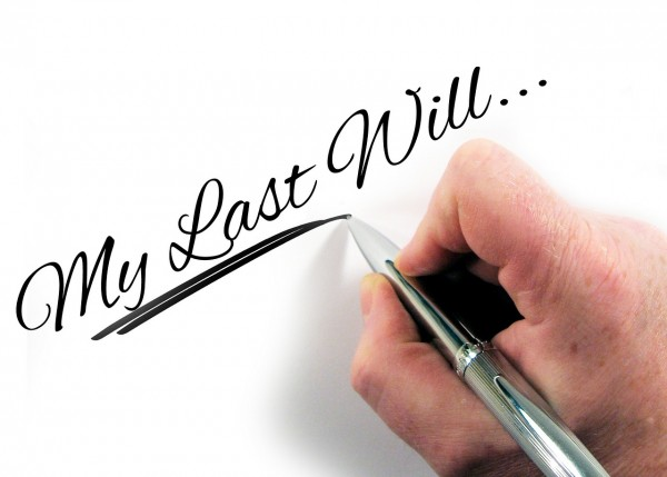 Executing A Will? Know Your Rights