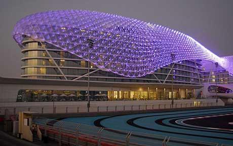 Top 5 Luxury Hotels In Abu Dhabi