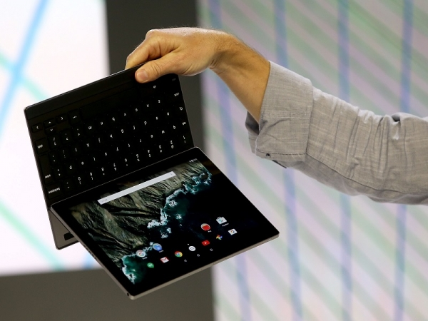 Google's Pixel C Tablet Is Sturdy Like A Laptop