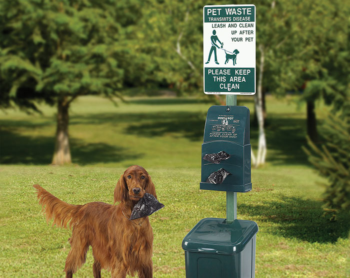 Guide On Maintaining Friendly Environment by Utilizing Pet Waste Station
