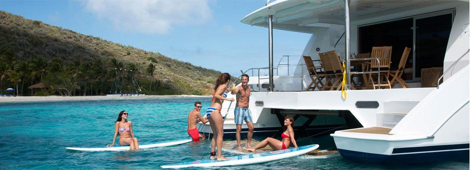 Top 3 Reasons Why A Yacht Charter Can Be An Amazing Vacation Option