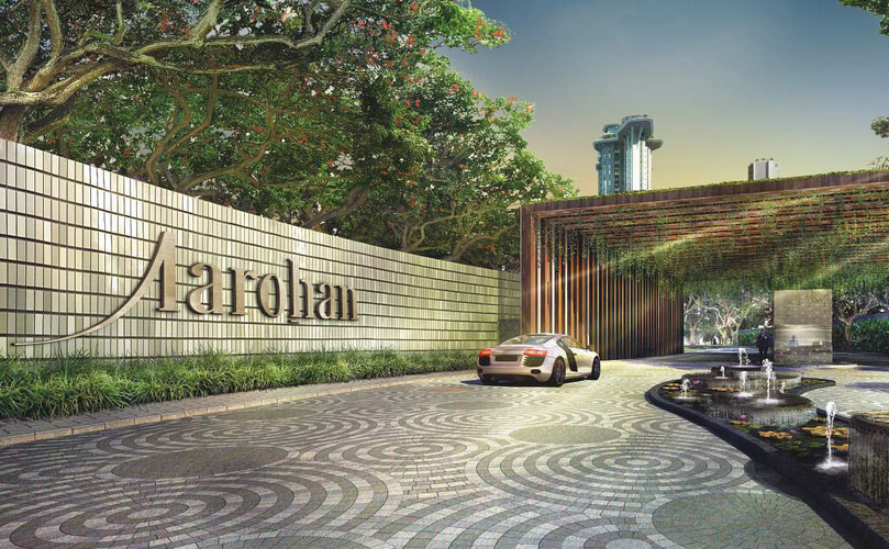 Vipul Aarohan - When Luxury Awaits At Your Entrance