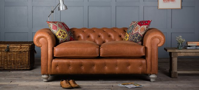 How To Take Care Of Your Leather Chesterfield Sofas