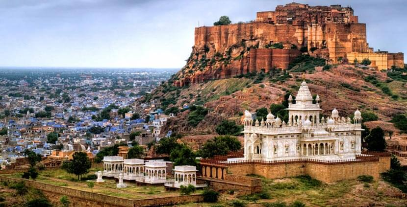 Experience The Rustic Aspects Of The Traditional City Of Jodhpur