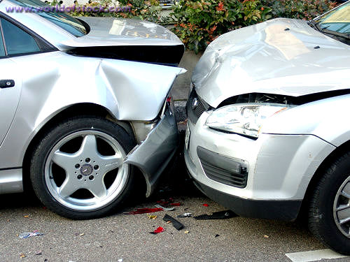 Road Traffic Accident - How To Proceed At The Incident