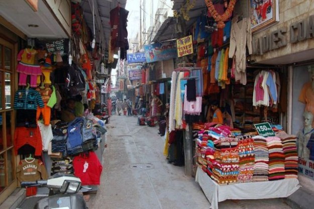 Karol Bagh and Its Fame Of Shopping